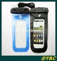 2014 NEW PVC 100% WaterProof Diving Bag waterproof pouch waterpoof case for Smart phone Smart watch waterproof bag