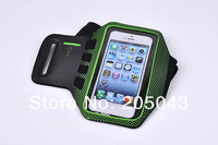 50Pcs/lot , New edition sports running armband cover case for iphone 4 4s 5 5c 5s. ,Free Shipping