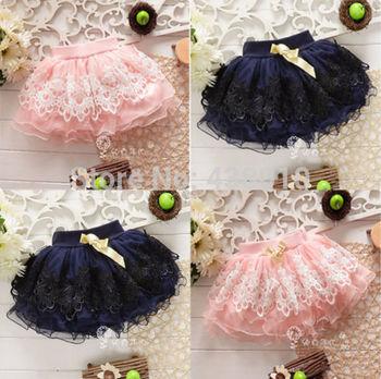Детские юбки 2014 нью-пеленки торт пачки девушки юбки дети короткие юбки бесплатная доставка