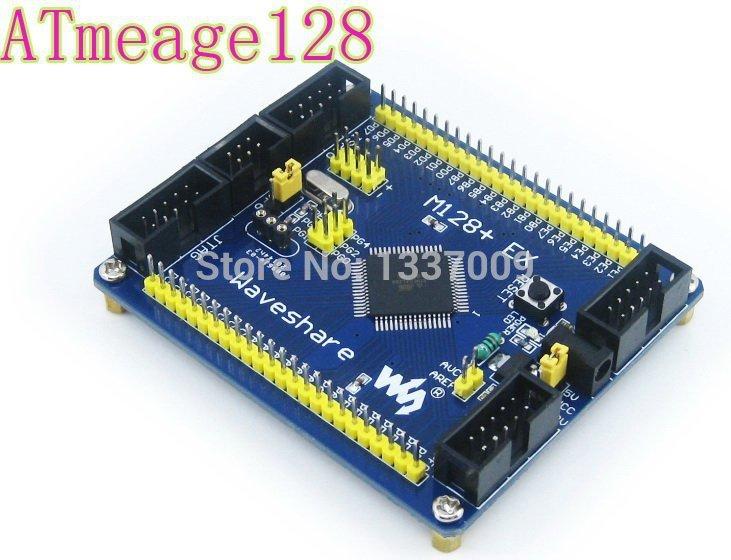 ATmega128A-AU ATmega128 ATMEL AVR Development Board Starter Kit All I/O Expander(China (Mainland))