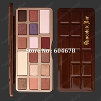 1 PCS New Brand Makeup Eyes Chocolate Bar Eyeshadow Palette 16 Colors Eyeshadow!13.3g Free Shipping