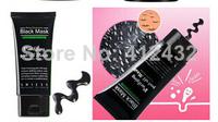 2pcs/lot Free shipping Deep Cleansing purifying peel off Black mud Facial face mask Remove blackhead facial mask p1