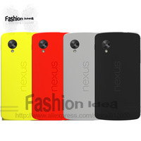 Free shipping original TPU google nexus 5 case