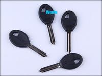 Plastic new NSN car key left groove key.