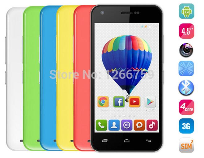 Free Flip case 5.0'' Original HTM Feiteng H9503 MTK6572 Dual core 1.3GHz 4GB HTM H9503 phone ROM Three SIM Android GPS WCDMA AD(China (Mainland))