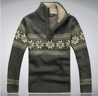 Men's Weater 30% Wool 16