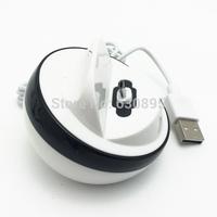 Black + White USB Desktop Charging Cradle for Samsung Galaxy S2 i9100 S3 i9300 S4 i9500 Note 2