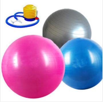 Thickening riot yoga ball yoga ball wholesale custom mass type ball yoga ball 65 cm diameter(China (Mainland))