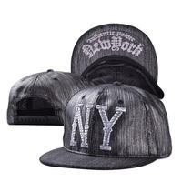 2014 fashion adult letter NY hats caps visor 1pcs AH022R