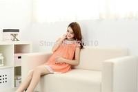 2014 new summer Korean maternity fashion wave short sleeved lace dress pregnant women dress!