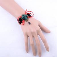 Bow gold bangle latest design women hand bracelets jewelry wholesale jewelry wedding return gift fashion jewelry free shipping
