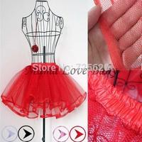 2014 new hot selling petticoat Woman Mini Skirt girls Skirts wedding Skirt Free Shipping