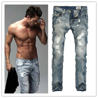 29-40#907,New 2014 True Jeans Men,Italian Famous Brand Men's Jeans,Large Size Perfume Men Fashion Designer Skinny Denim Jeans