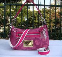 High Quality Elegant Canvas Women Handbag Purse Hobo Clutch Shoulder Baguette Sling Bag Tote