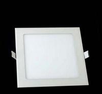 High power Led Panel Light SMD 2835 15W 1800LM 110-240V Led Ceiling Bulb LED lamp spotlight downlight