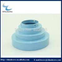 Conical Scalar Ring Kit for offset satellite dish antennas