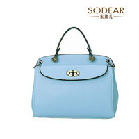 New Productions Free Shipping SODEAR  litchi grain women's bags spring and summer J&K series lady handbags laptop messenger bag