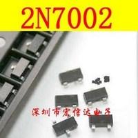 220pcs/lot free shipping  2N7002 MOS   SOT-23 100%  new   Original  Quality Assurance!!!