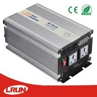 Auto solar power inverter 2000W 24V to 240V, 50Hz 5V1.5A USB port, warranty 18 months