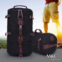 Bolsas Femininas 2014 New Canvas Backpack men's backpacks Outdoor Backpack Men's Travel Bags Hiking Backpacks M&C Bag BD-015