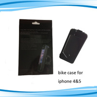 hotsell factory price bike case holder for iphone 5s&5c