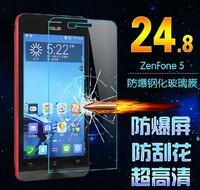 10 pieces Asus zenfone 5 screen protector screen film in stock For Asus ZenFone 5 NILLKIN Amazing H Nanometer Anti-Explosion Tem