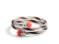 2014 New Free Shipping Gift Bracelet & Bangle Stainless Steel Bracelet&Bangle Women Jewelry #AB219#