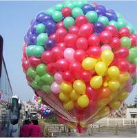 Free Shipping 10 Inch Balloon 100pcs/lot Wholesale Multicolor festival Latex Balloons Birthday Party Decoration Balloon