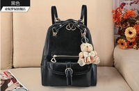 Casual Women   Contrast color  Backpack fashion Bag Backpack School bag  Backpack girl And Women Backpack Free Shipping 5#