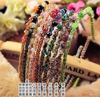 (Min order is $10) super deal rhinestone Color crystal hair hoop hair band hair clip hair