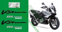 Freeshipping Motorcycle decals stickers graphics set kit motorbike transfers C for SUZUKI DL1000