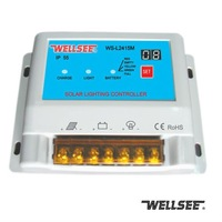Wellsee brand WS-L2415 15A 12/24V Solar Controller