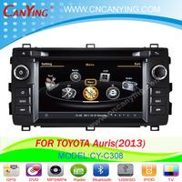 Special Car DVD GPS for TOYOTA Auris(2013)(GA-C308)