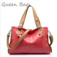 High quality 2014 New fashion Female Popular casual Handbag Vintage Famous brand Clutch Bag PU leather messenger S3854
