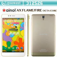 Ainol Novo 7 Fire Flame AX Octa Core MTK6592 Phone Call Tablets 16GB GSM WCDMA 3G 5.0MP Dual Camera Android 4.4 7 inch IPS GPS