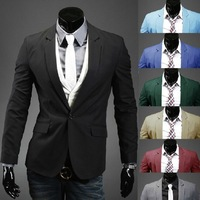 Men's Suits Hot Selling New Year Special a buckle multicolor classic casual blazer men men blazer M_XXL