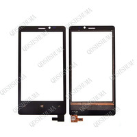 100% original BLACK  touch screen digitizer  replacement  For Nokia Lumia 920 N920  tracking number