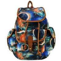 1 Color 2014 New Month Empty style Fashion Woman Shoulder Bags And Women Backpack Schoolbag Free shipping SY0416