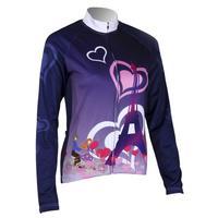 High Quality Women's Sleeve Cycling Jerseys / Cycling Wear / Cycling Clothing free shipping