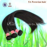 """Peruvian Straight Hair Extension 8""""-26"""" Peruvian Virgin Hair Straight 2pcs Human Hair Weaves Cheap Hair Extensions"""