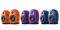 The X3 professional active listening stereo Fashion 2.0 listening to speakers Four color optional