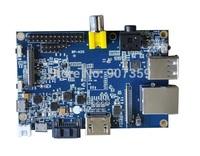 Banana Pi Compatible With Raspberry Pi A20 allwinner 10/100/1000M ethernet development board,Gigabit ethernet port,SATA 5pcs/lot