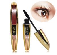2014 New Hot Colossal Mascara Volume Express Eye lashes Makeup Cosmetics Curler Curling Black brand mascara To Eyelashes