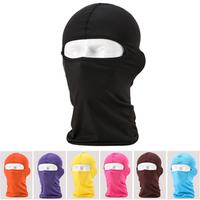 Balaclava Mask Windproof Cotton Full Face Neck Guard Masks Ninja Headgear Hat Riding Hiking Outdoor Sports Cycling Masks