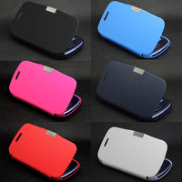 Deluxe Magnetic Pu Leather Flip Hard Case Cover For Samsung Galaxy S3 Mini i8190