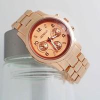 Geneva Wholesale  Men women wristwatches ladies fashion quartz watch Women watches Men SQW143