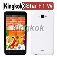 Star F1 W 5.0''  480*854 Screen Android Smart Phone with MTK6572 Dual Core CPU 512MB RAM 4GB ROM  + 3G + Bluetooth