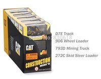 55429 Norscot Construction Mini's Caterpillar Cat Assortment set of 15