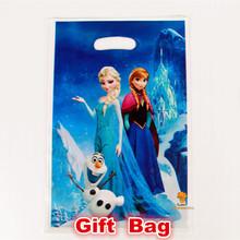 Frozen movie Elsa Anna kid boy girl baby happy birthday party decoration supplies favors frozen candy gift l