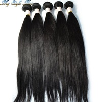 """Wholesale 10pcs lot Grade 4A Mongolian virgin straight hair,100% unprocessed human hair extensions 10""""-36"""",Factory Price on sale"""